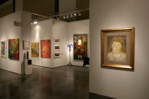Miami International Art Fair 2010, gallery botero paintings, booth 213, famous artists exhibit, miami etra fine art gallery art for sale