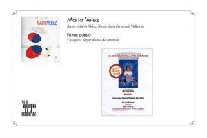 Design Award - Mario Velez, Colombian artist, famous contemporary modern abstract art for sale, miami etra fine art news, wins design award