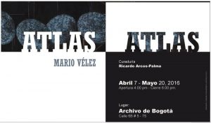 Atlas Exhibit by Mario Velez in Bogota, black and white, famous artist sculptor, contemporary, modern art for sale, miami etra fine art gallery news