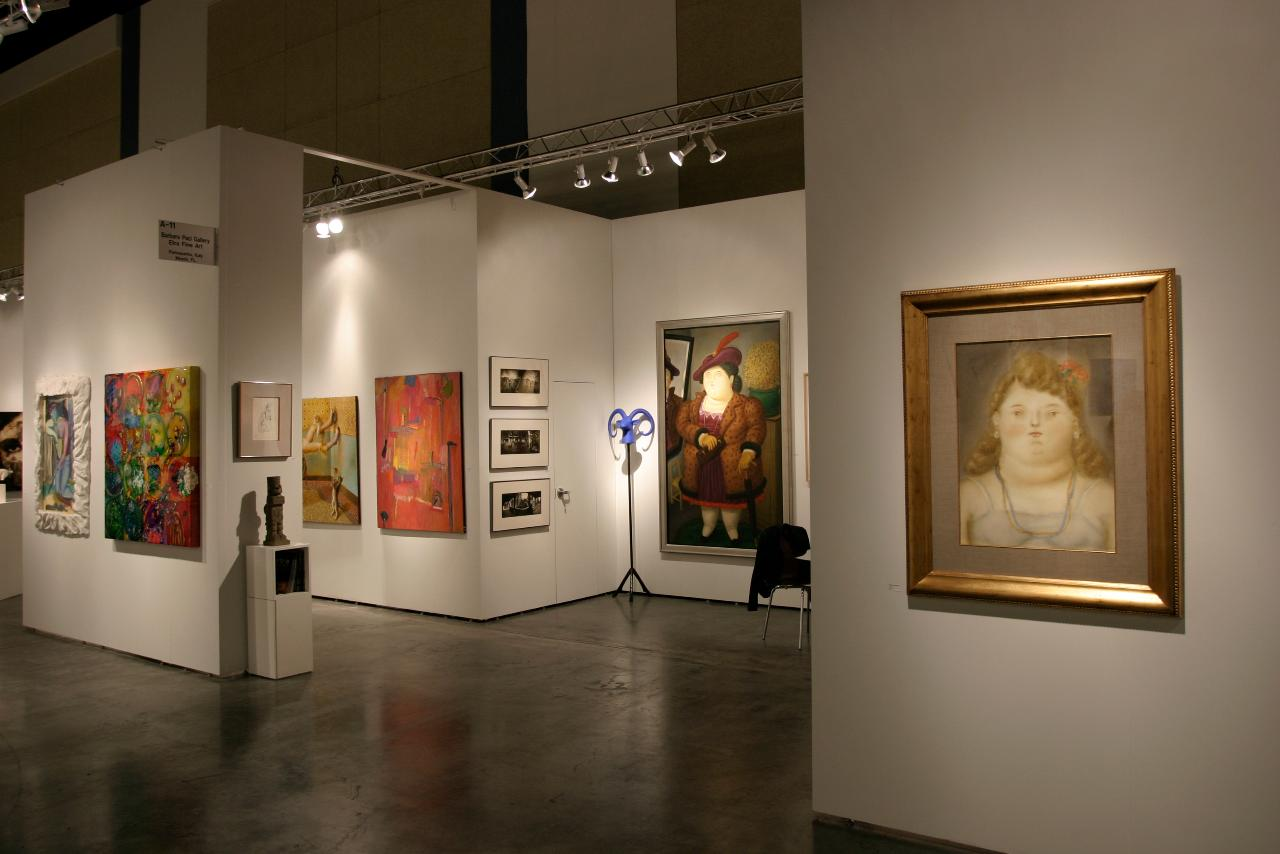 Miami Fine Art Gallery - Etra Fine Art